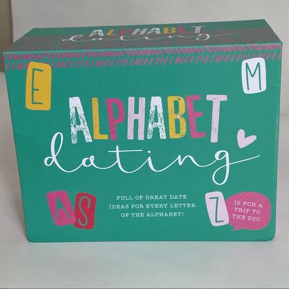 PROFESSOR PUZZLE: ALPHABET DATING GAME